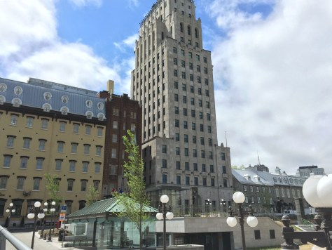 Hotel Clarendon and Édifice Price