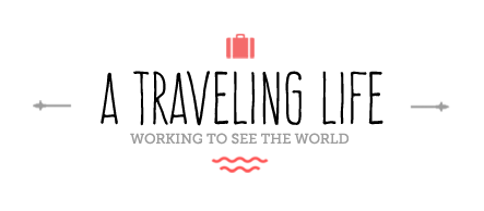 A Traveling Life blog logo