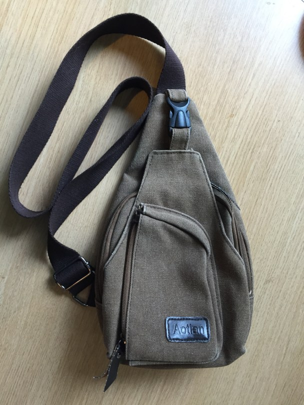 my Aotian cross-body shoulder bag