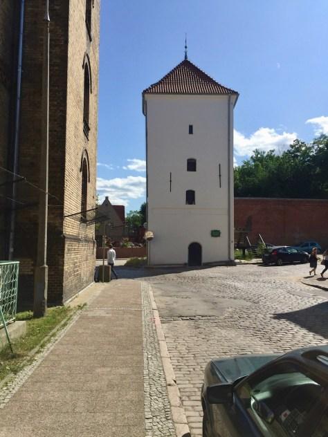 Biała Baszta (White Tower), Gdańsk, Poland