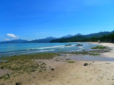 praia Puerto Princesa