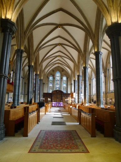 temple chancel