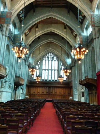 Guidhall Great hall