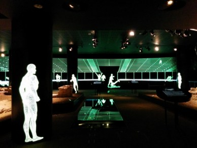 Roman Amphitheatre Guildhall atrações pouco visitadas de Londres
