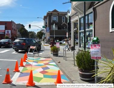 Parcheggio Biciclette_ San Francisco