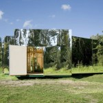 Pavilion for an artist by DHL Architecture