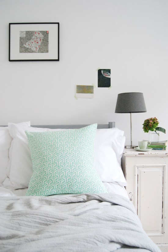 Nina Kullberg cushion, image my own