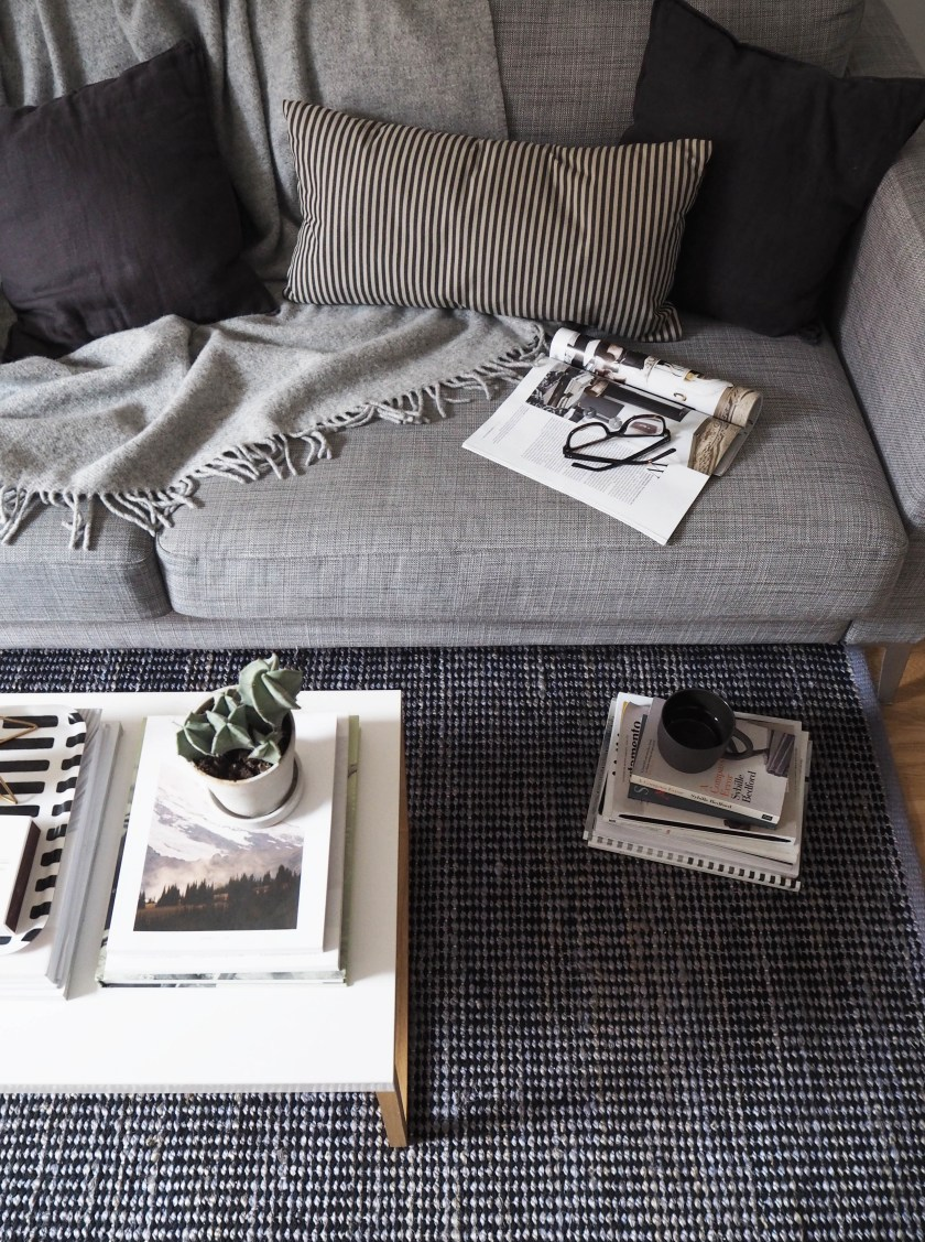 Finding the perfect rug