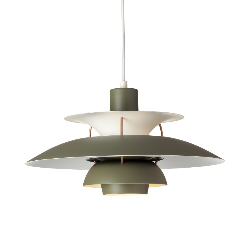 Louis Poulsen PH5 lamp - a design classic