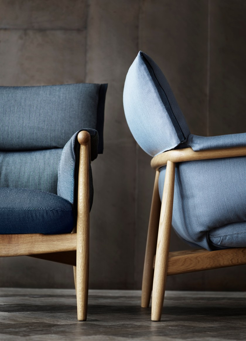 Embrace Lounge Chair by EOOS for Carl Hansen & Son