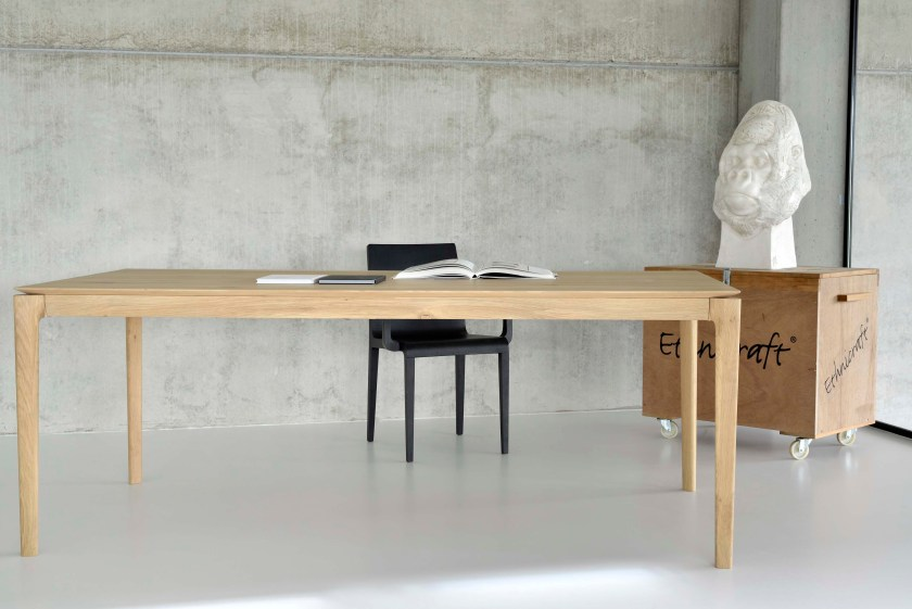 Belgian design: the furniture of Ethnicraft