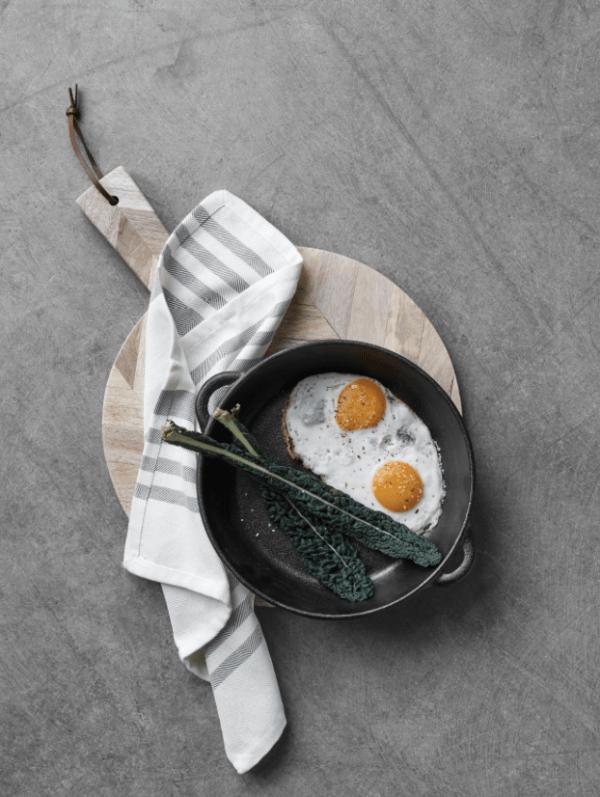 Spring fair 2017 - Interior spring trends 2017 - cosy living - breakfast scenes - eggs