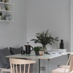 My Muuto 70/70 table – modern Scandinavian design dining table