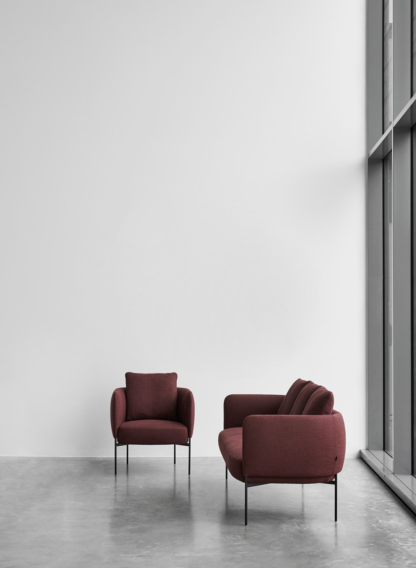 Furniture from Finnish brand Adea