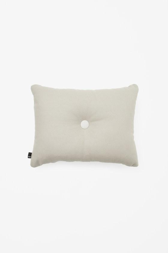 Dot cushion grey £69