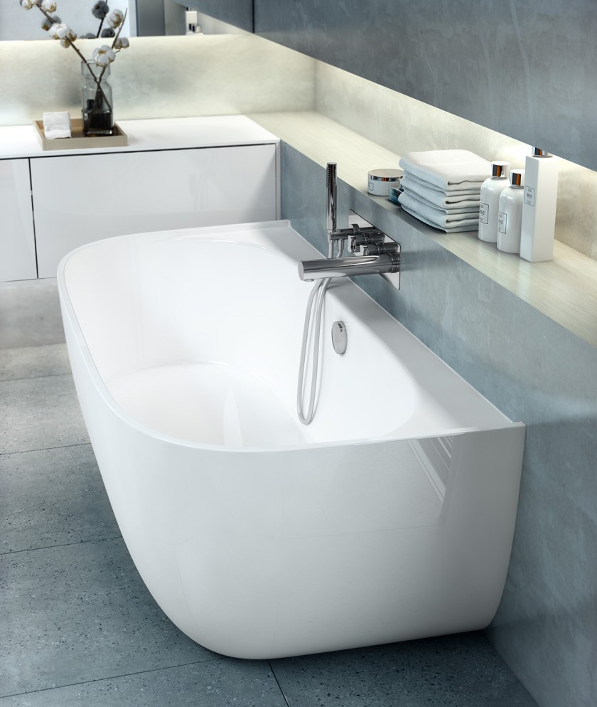 Elon by Conran + Partners for Victoria + Albert Baths - 5 simple bathroom collections for the design conscious