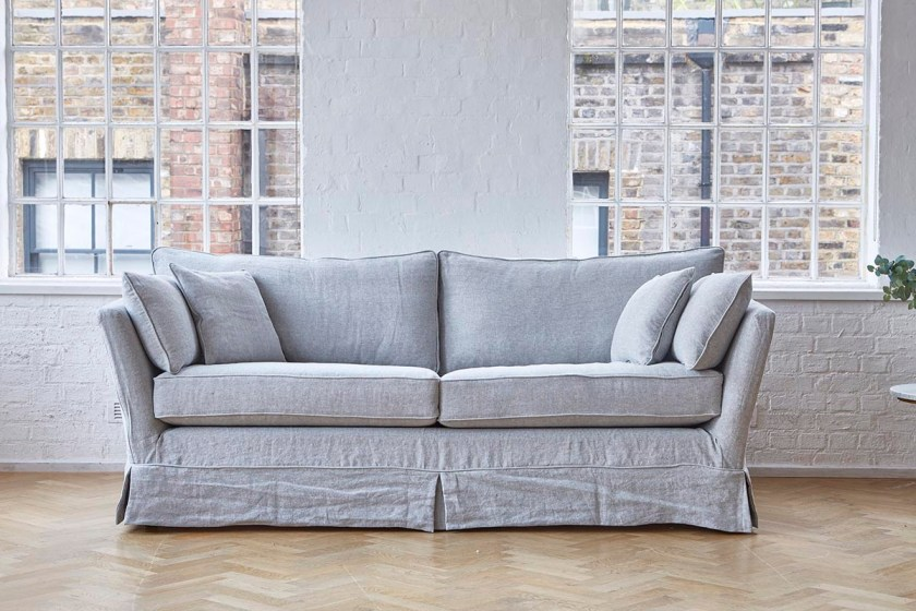 Tips for choosing a sofa to suit your home - Charlie by Darlings of Chelsea