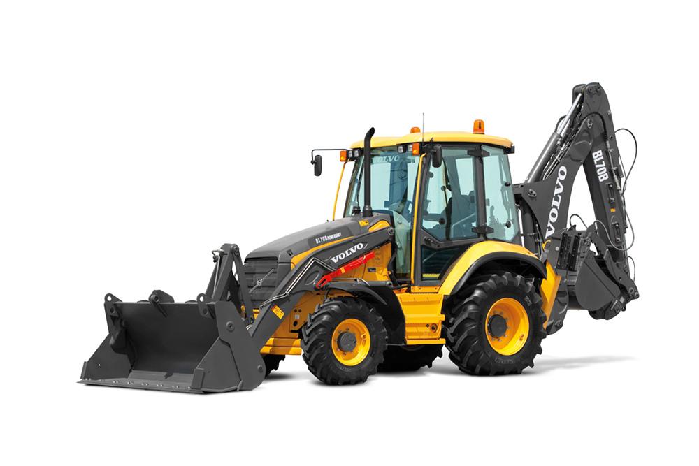 volvo bl70b backhoe loader workshop service repair