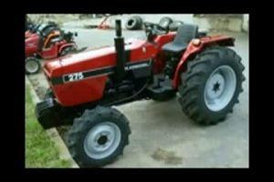 Case International IH 235 235H 245 255 265 275 Tractor Service Manual