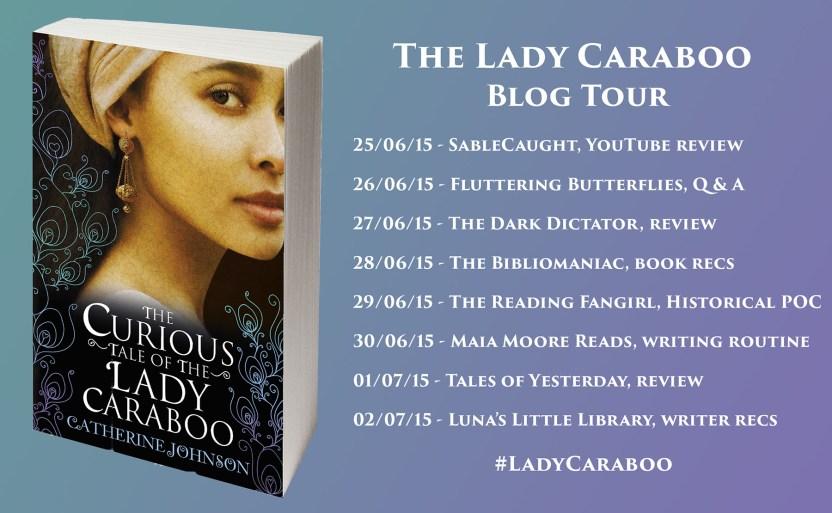 lady caribou