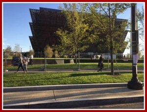 The new Museum of African American History & Culture