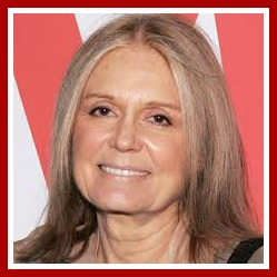 Gloria Steinem sent a thank you to Michelle Obama for speaking out