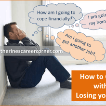 How to Cope with Losing your Job