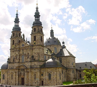 Cathedral of Fulda, Germany