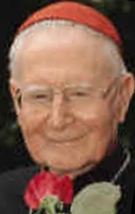 [Cardinal Cahal Brendan Daly]