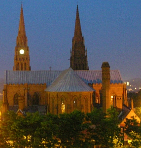 [Cathedral of the Immaculate Conception, diocese of Albany, New York]