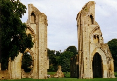 [Glastonbury Abbey]