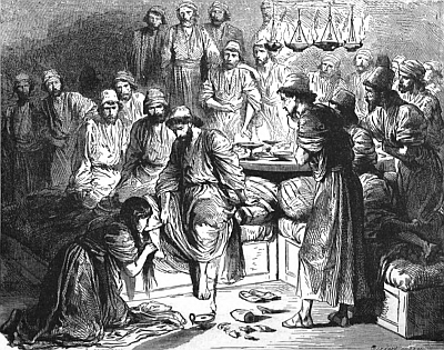 [The Penitent and the Pharisee]