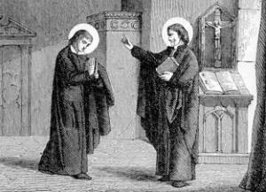 [Saint Francis Borgia]