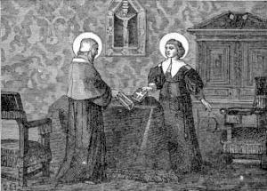 [Saint Jane Frances de Chantel]