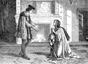 [Pictorial Lives of the Saints: Saint Jane of Valois]