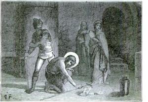 [The Beheading of Saint John the Baptist]
