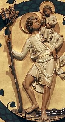 [Saint Christopher]