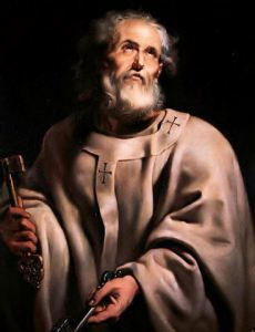 [Saint Peter the Apostle]