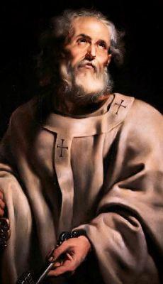 [Saint Peter the Apostle]