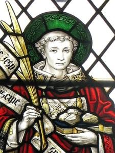 [Saint Stephen the Martyr]