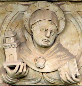 [Saint Thomas Aquinas]