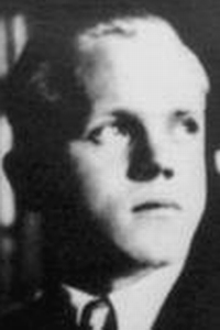 photograph of Blessed Lojze Grozde, date unknown, photographer unknown; swiped from Vrtnice Jezusovega in Marijinega srca