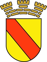 coat of arms for Baden-Baden, Germany