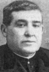 Venerable Francisco Solis Pedraias
