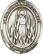 Saint Juliana of Cumae