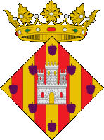 coat of arms for Morella, Spain