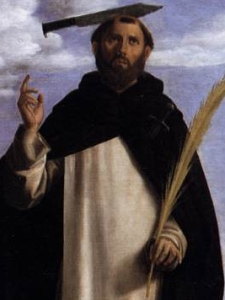Saint Peter of Verona
