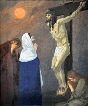Twelfth Station - Jesus Dies Upon the Cross