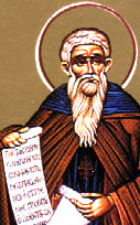 Saint Theophanes the Confessor