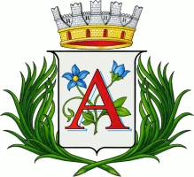 coat of arms for Angrogna, Italy